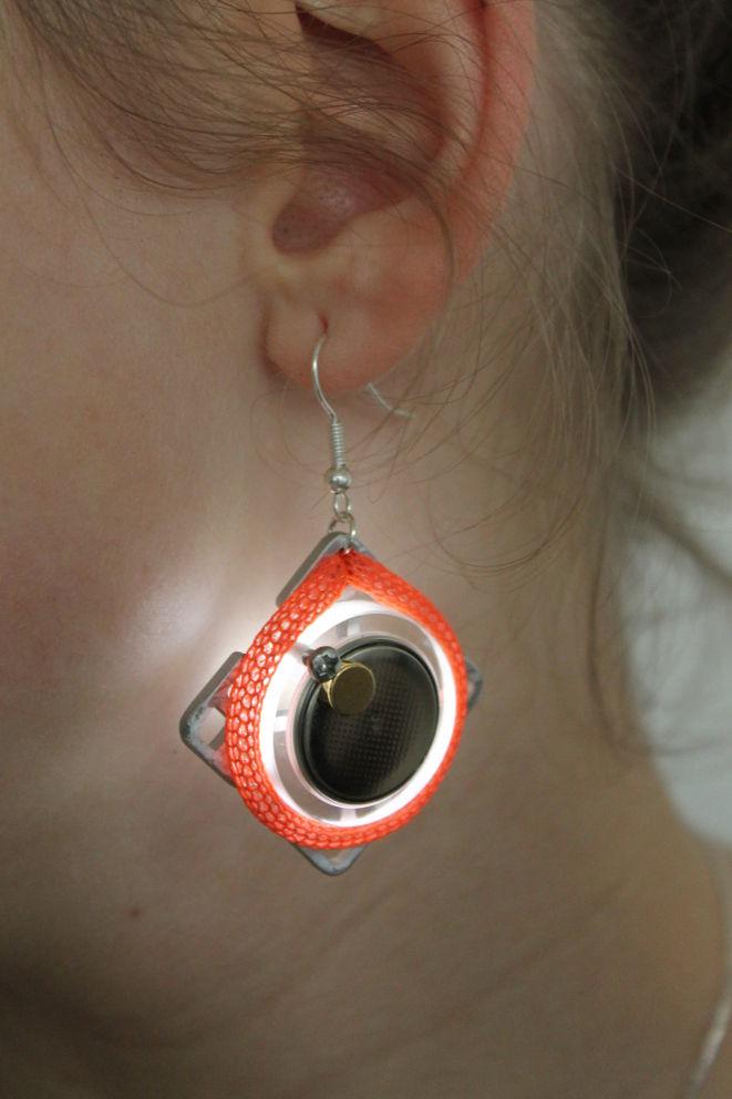 How-To: LED Earrings
