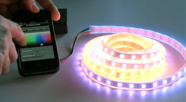Pitches with Prototypes: LumiGeek's LED4DIY Shields