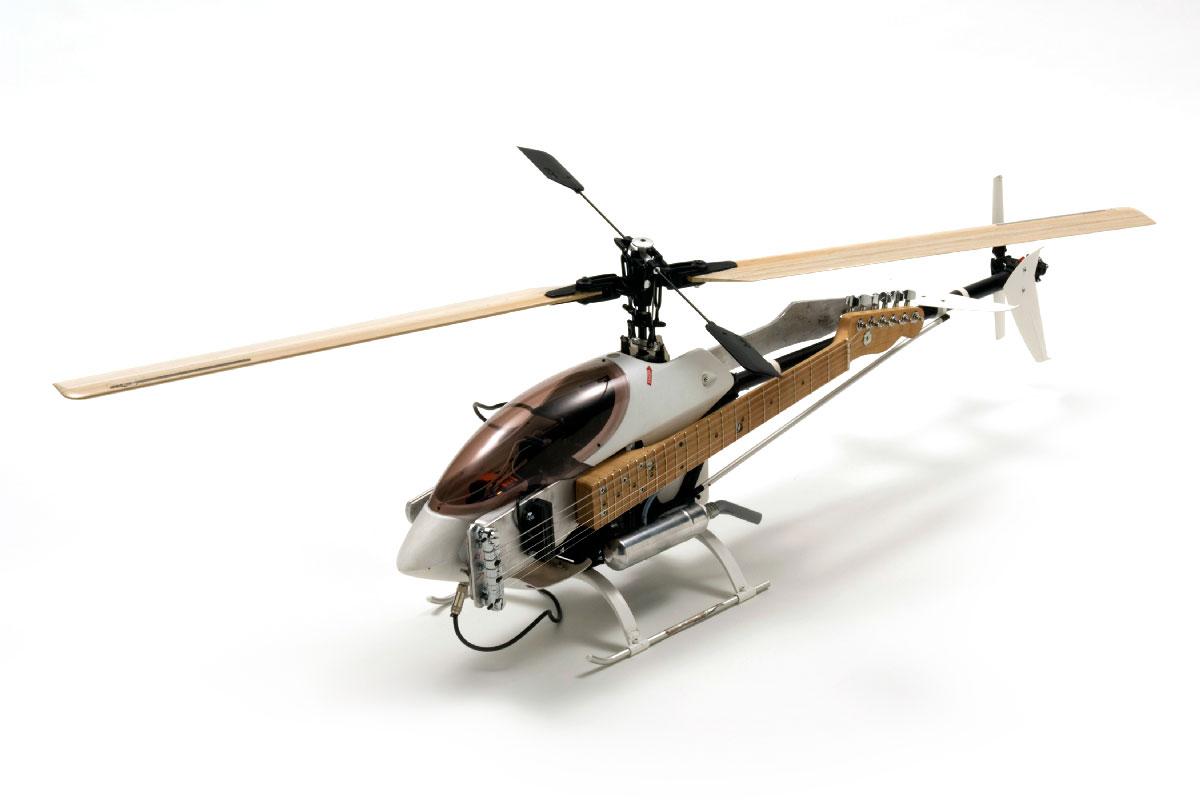 Made on Earth: Shredding the Chopper