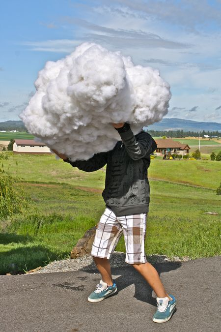 How-To: Make A Realistic Cloud Sculpture