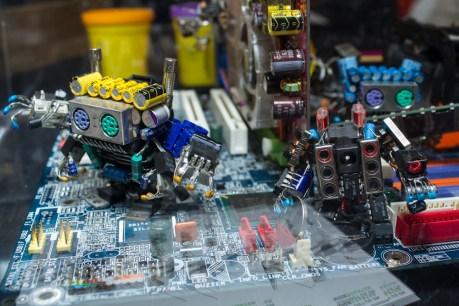 D. Bug Model Kits.