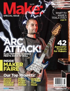 Make: Maker Projects Guide Special Issue