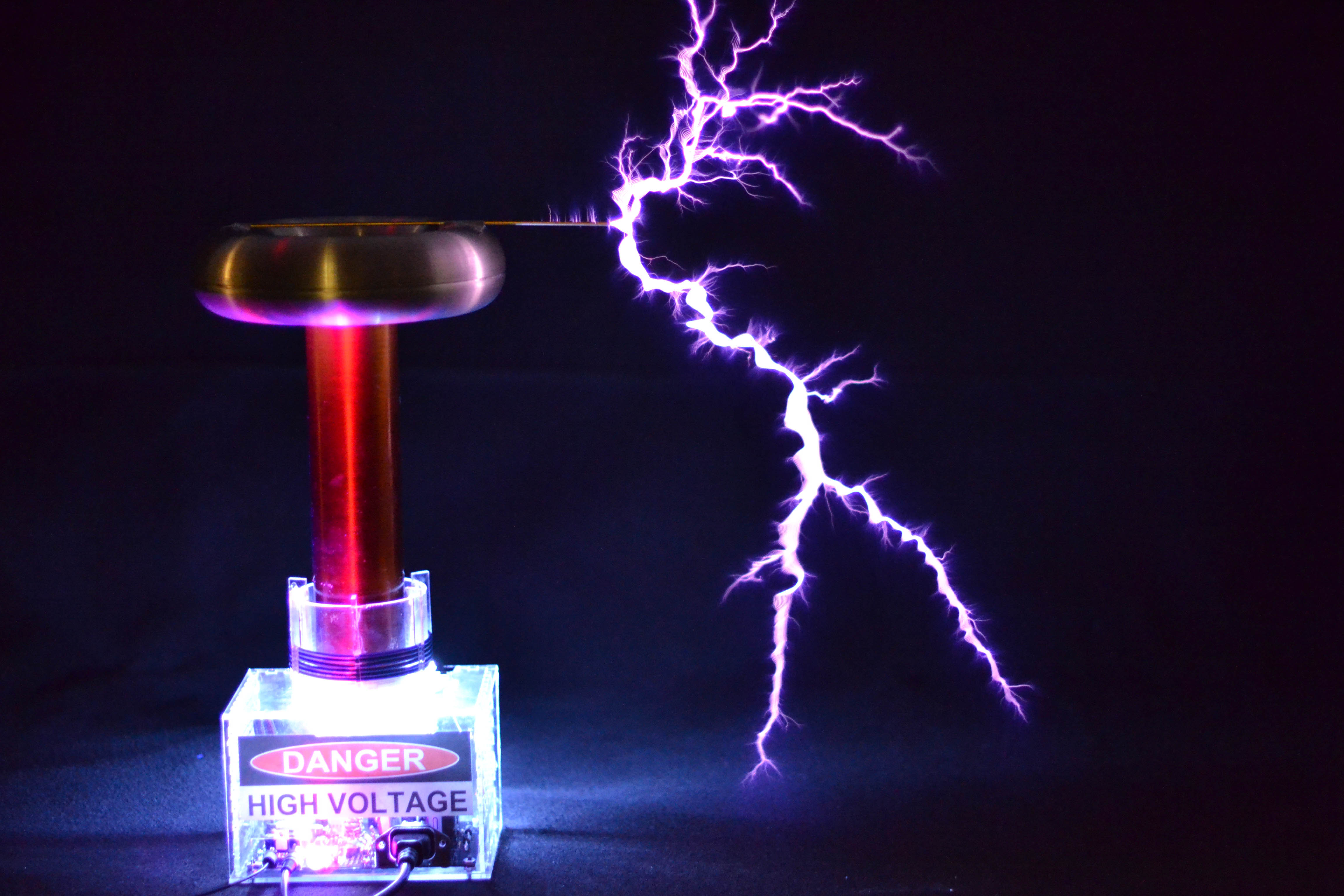 Tesla Coil With A Six Pack Capacitor Make New Updated Wiring Diagrams By Craig R First Time Coilers Should Follow This Build As Closely Possible Use Neon Sign Transformer Rated For 9kv At 25ma Strive Main Tank Capacitance