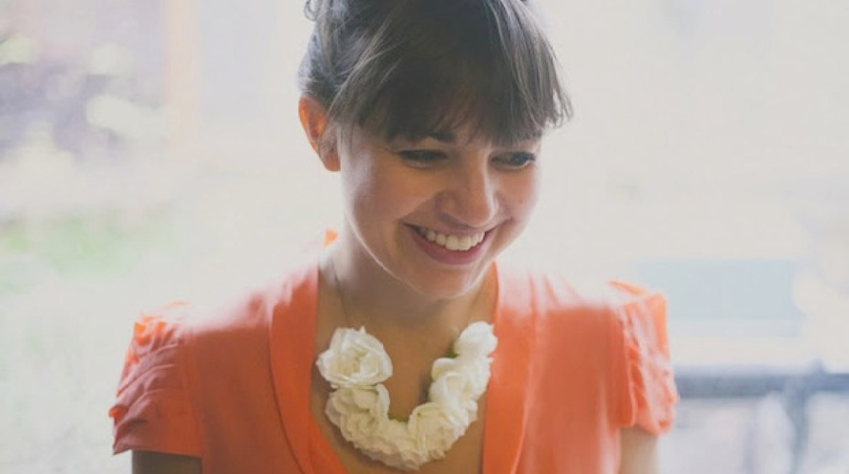 How-To: Real Flower Necklace