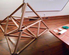 Instant Giant Tetrahedron