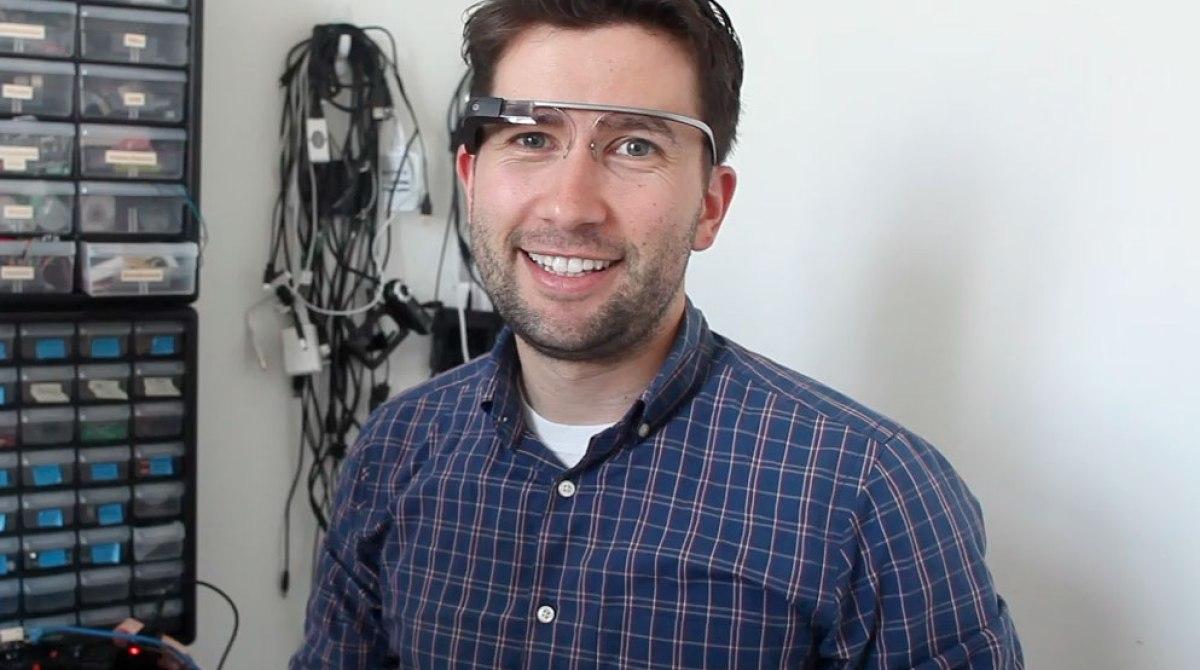Google Glass Privacy Hack