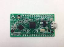 An 8MHz ATmega32u4 based board with Arduino mini form-factor and Nordic nRF8001 Bluetooth LE.