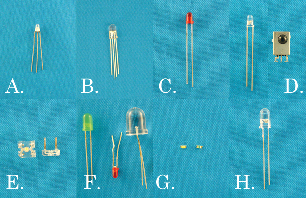 Component of the Month: LEDs and Diodes