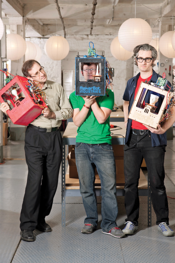 MakerBot Origins: The Revolution Will Be Squirted