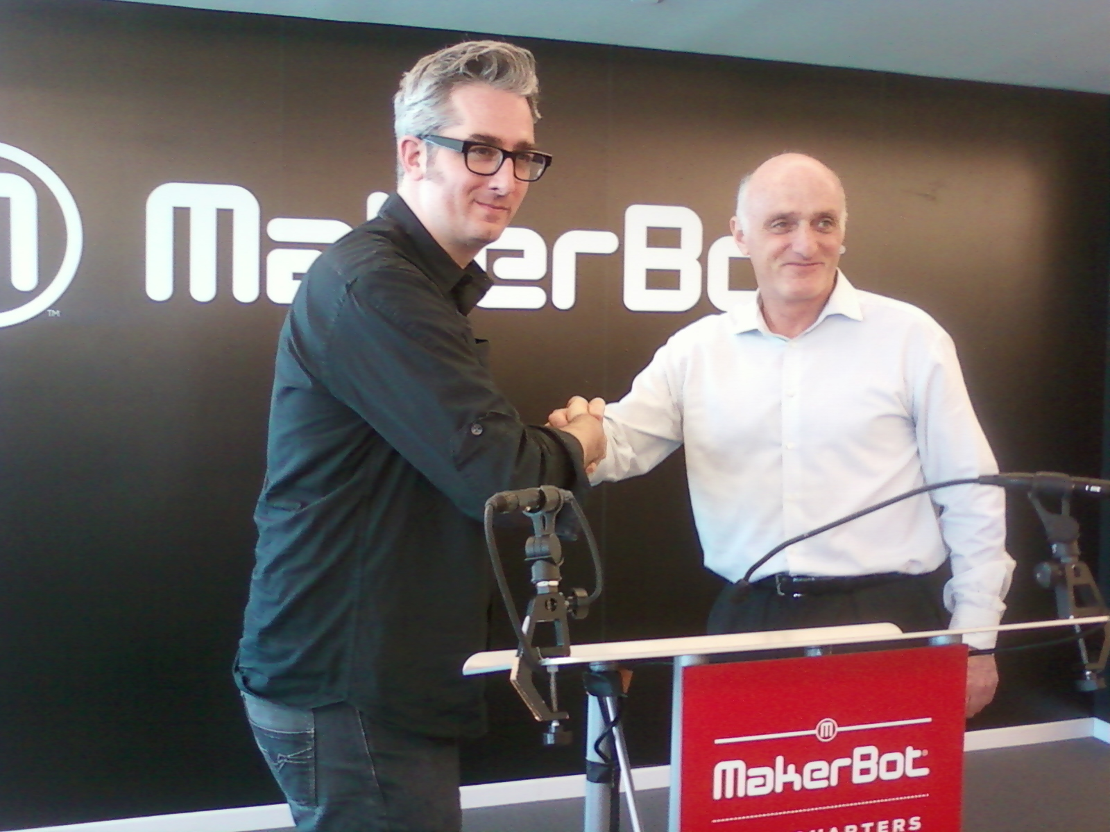 Reactions to the MakerBot – Stratasys Deal