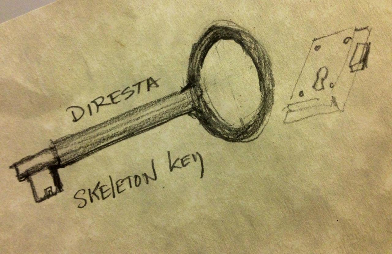 DiResta: Skeleton Key