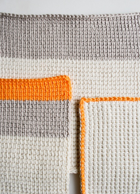 Tunisian Crochet Basics