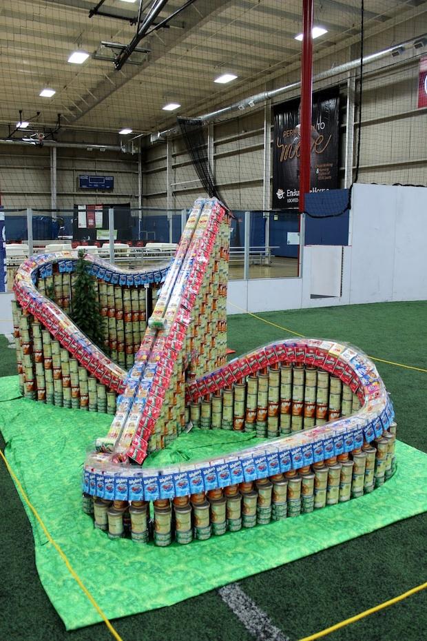 Tin Can Roller-Coaster