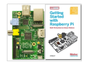 Getting Started With Raspberry Pi. $55 Spend the weekend with your dad learning about Raspberry Pi, the credit card sized computer. Let Matt Richardson and Shawn Wallace, and their great book Getting Started with Raspberry Pi be your guide to the small computer that's reawakened interest in home computing as a hobby.--Alasdair Allan.