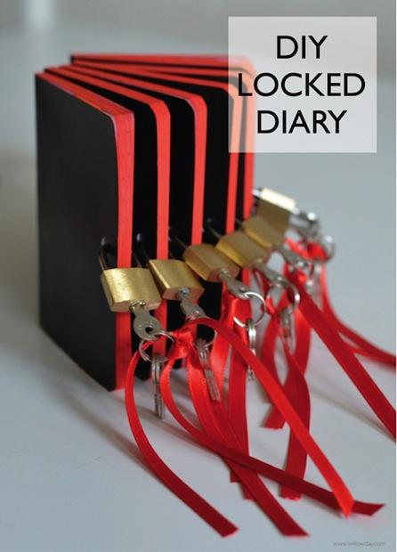 How-To: Locked Diary