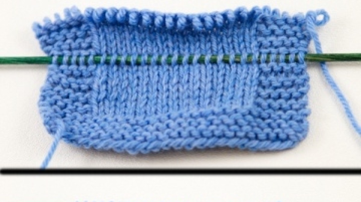 How-To: Safely Rip Back Knitting Stitches