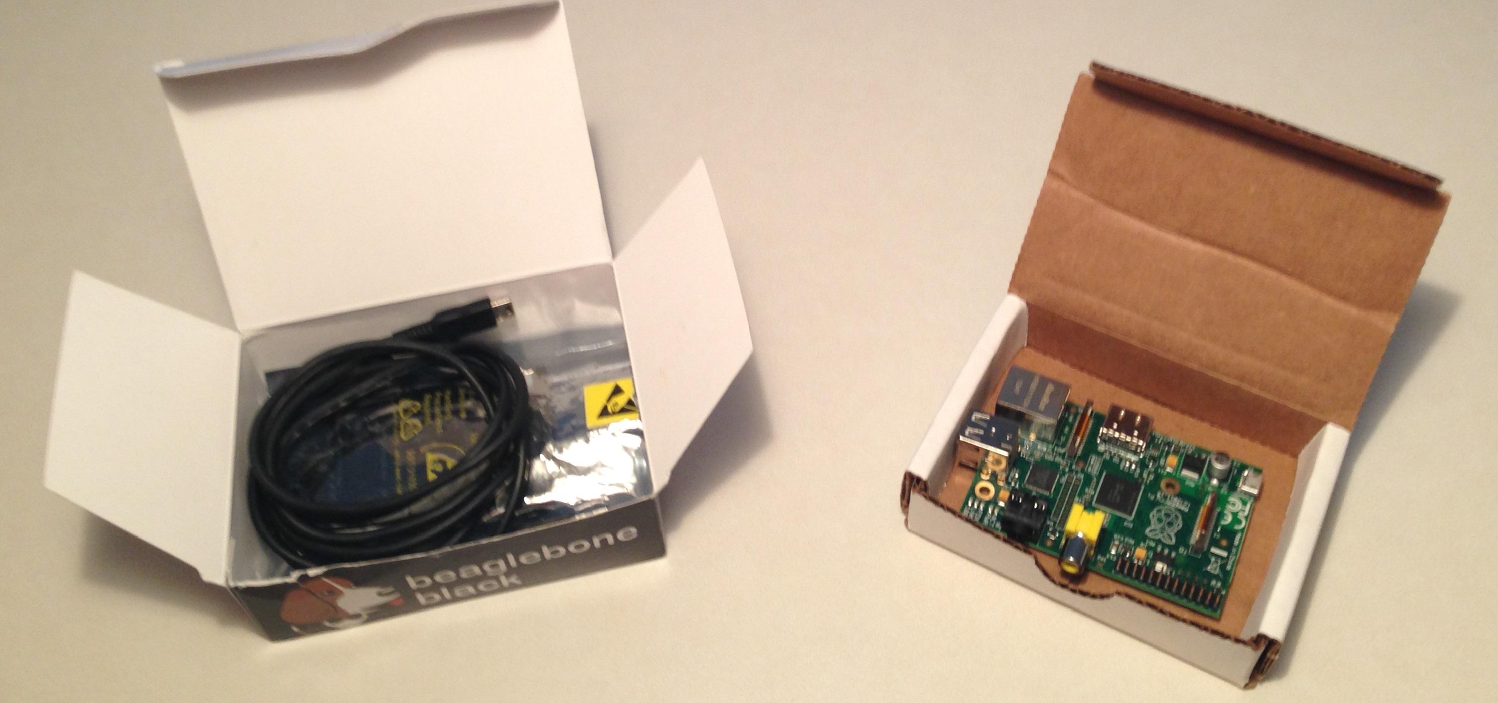 How to Choose the Right Platform: Raspberry Pi or BeagleBone Black?