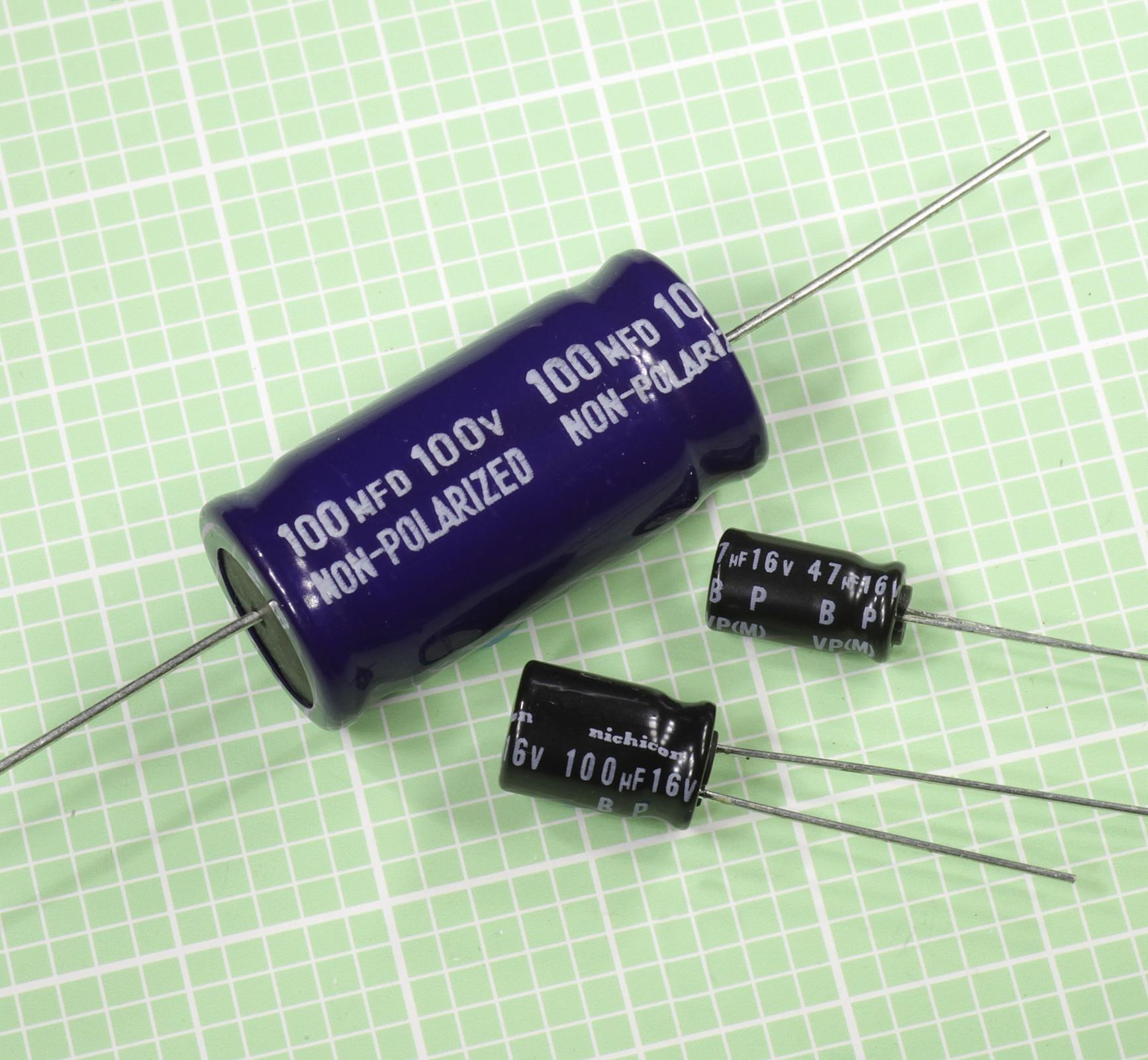 component of the month the capacitor makeFarad Capacitor Electronics Circuit Components Passive Circuit #11