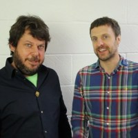 Daniel Charney and James Carrigan, founders of Fixperts