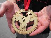 Lasercut medals for the Power Wheels Racing Series winners. http://www.powerracingseries.org/