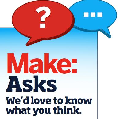 MAKE Asks: Turning Pro