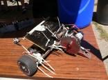 A combat-ready bot.