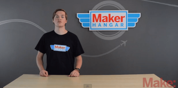 Maker Hangar Episode 1: Introduction