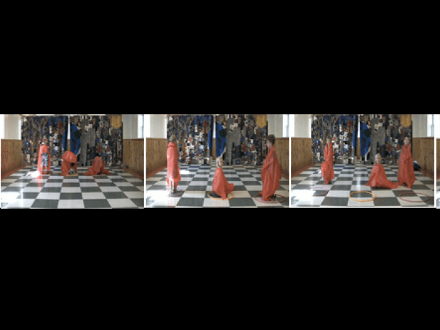 Pixilation: Full-Body Stop-Motion Animation