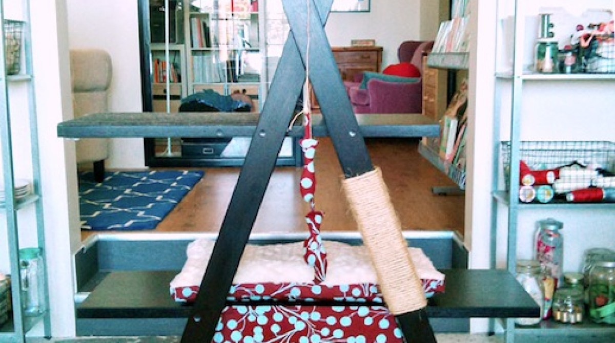 How-To: DIY Cat Tree