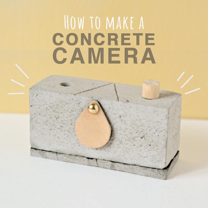 How-To: Concrete Camera