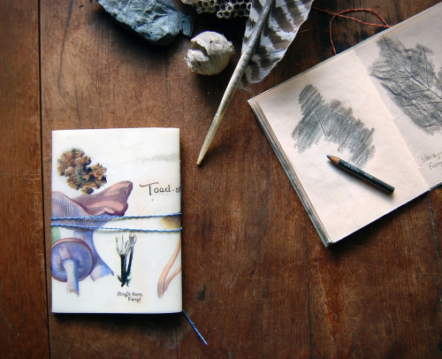Weather Resistant Travel Journal