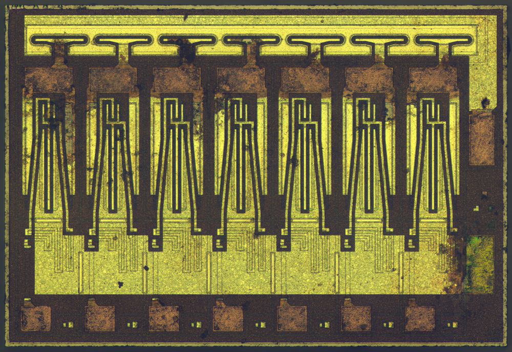 What's Inside an Array of Transistors?