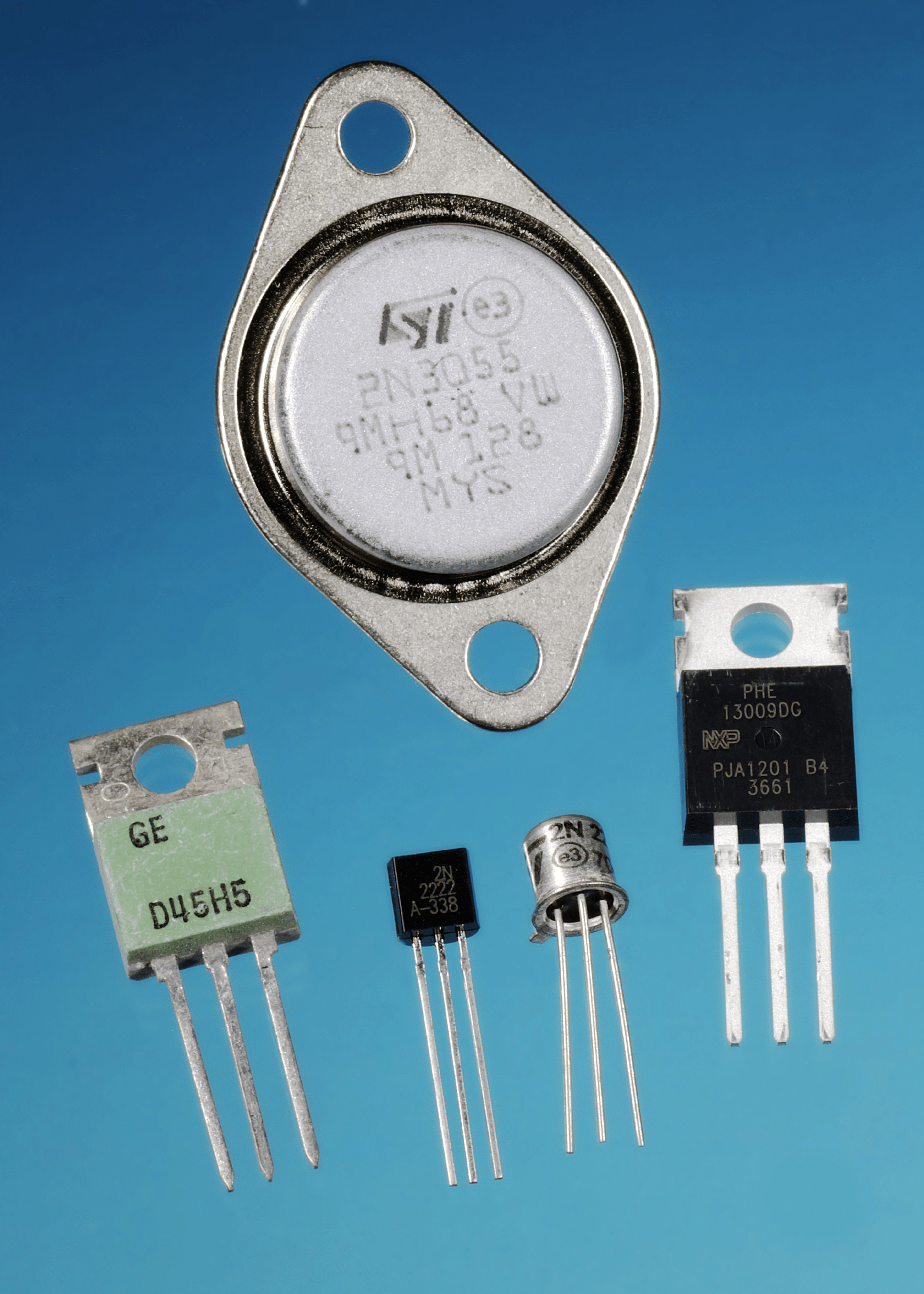 Component of the Month: The Transistor