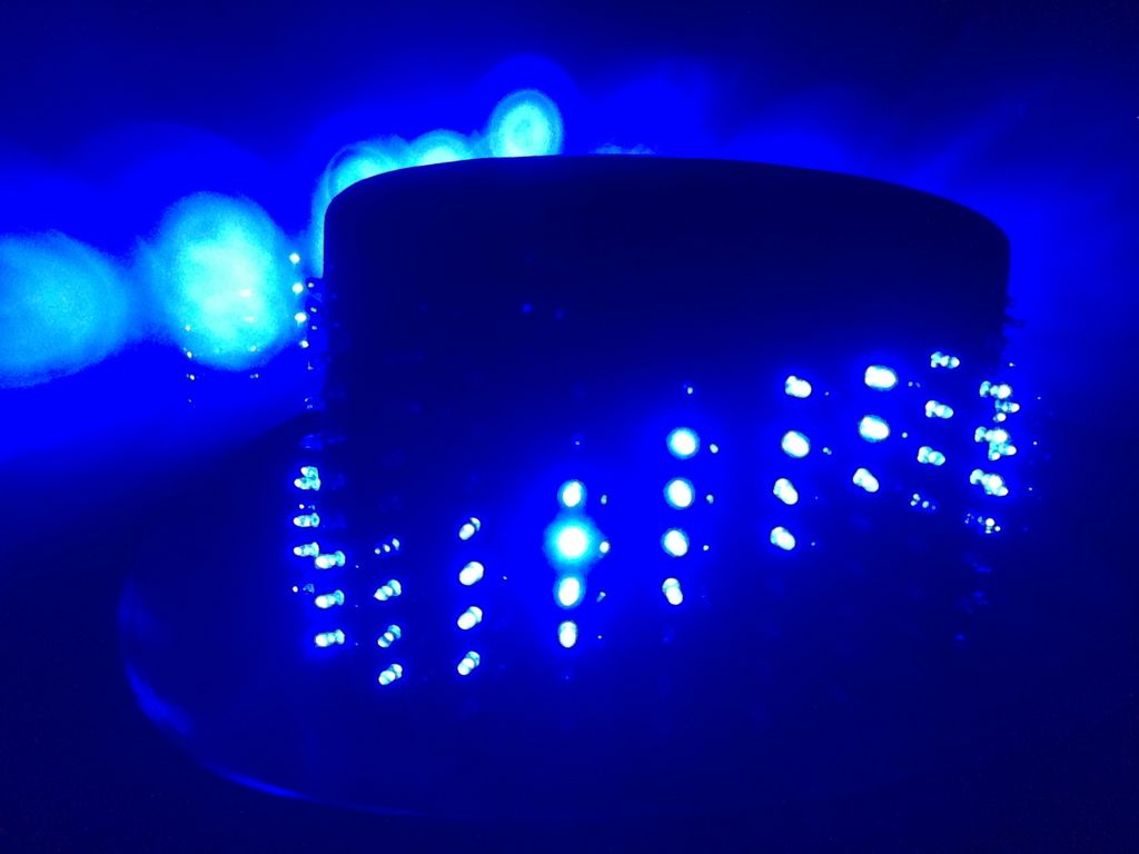 The Awesome LED Hat