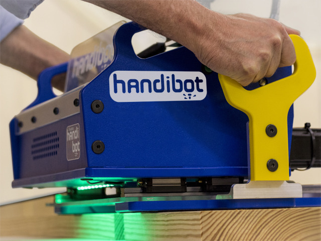 Another Path to 3D: ShopBot Tools Expands its Handibot CNC Unit