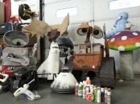 How to Make a Foam Wall-E