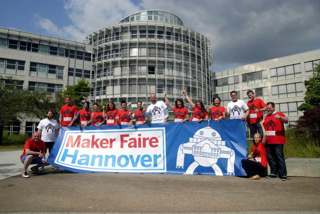 Nearly 5,000 Visit Germany's First Maker Faire
