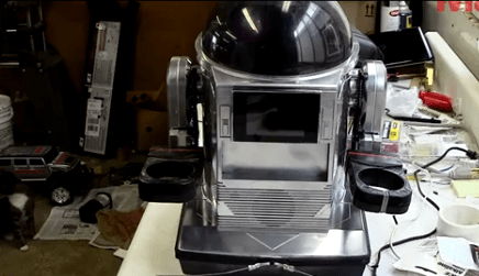 Projects With Ryan Slaugh: Robot Redo Part 2