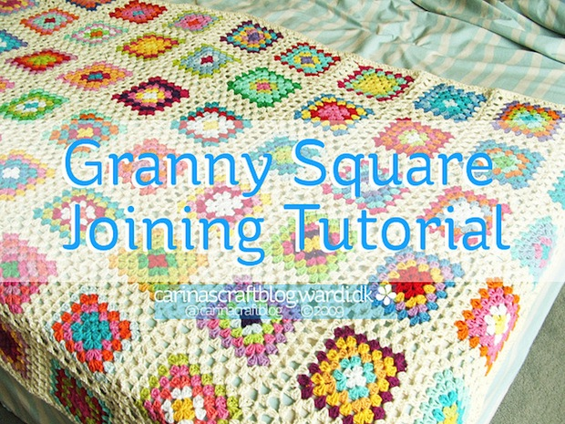 How-To: Join Granny Squares