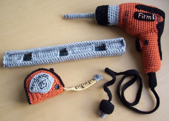 Crocheted Tool Sets