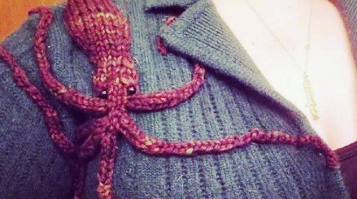 Demi Octopus Pattern
