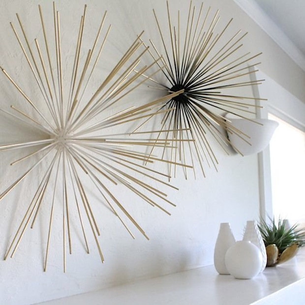 How-To: Mid-Century Wall Sculpture