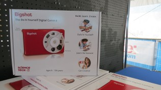 Bigshot DIY digital camera.