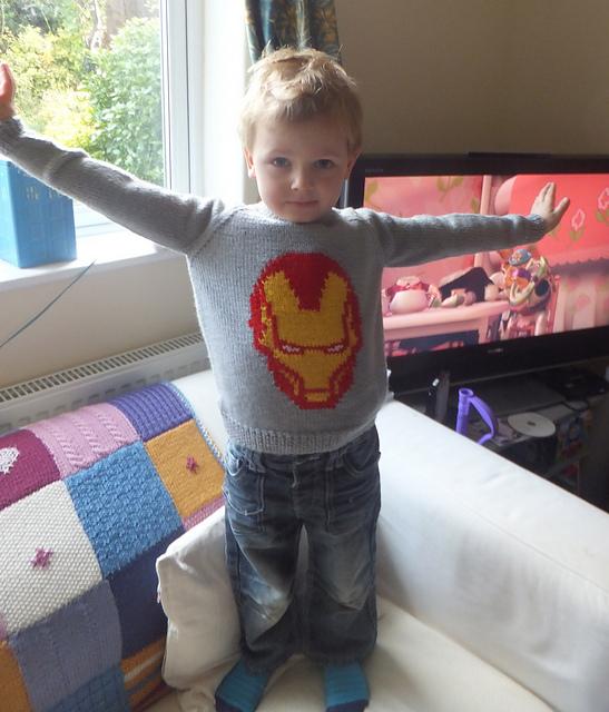 Iron Man Sweater