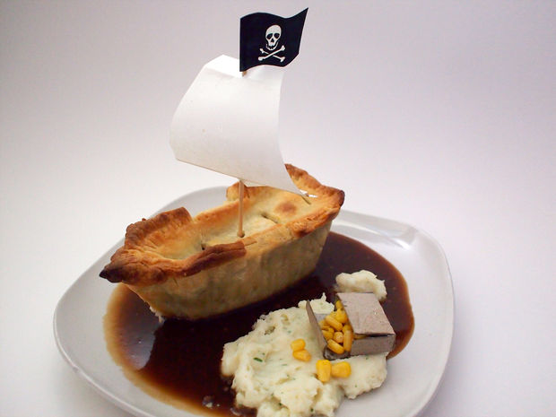 How-To: Pirate Pie