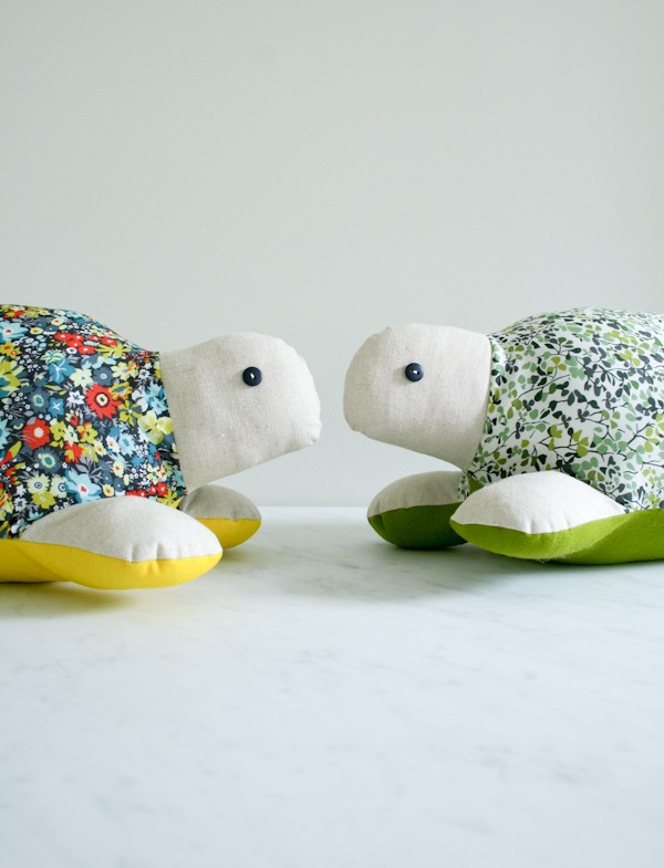 How-To: Myrtle the Purl Turtle