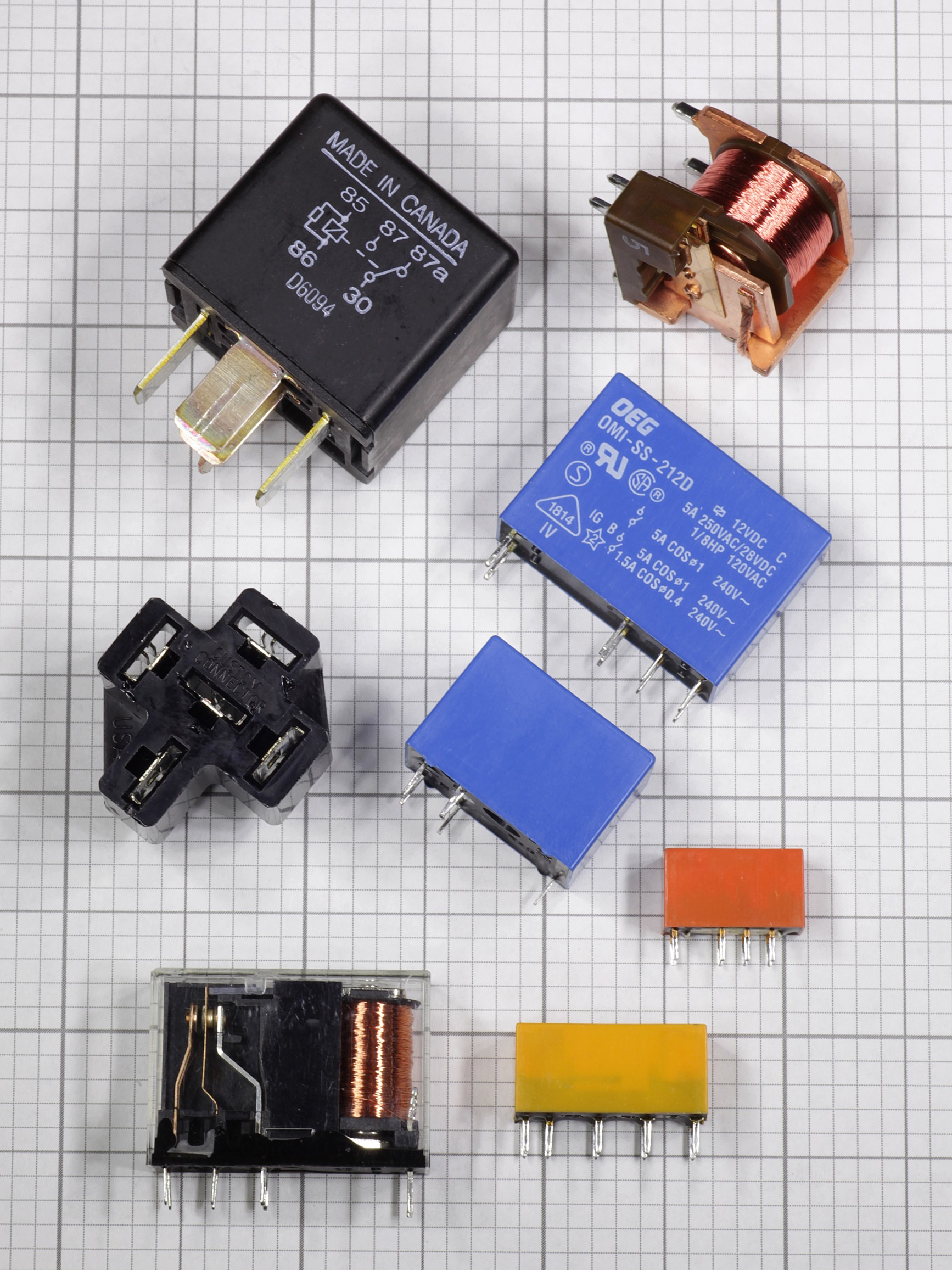 Component of the Month: Relays