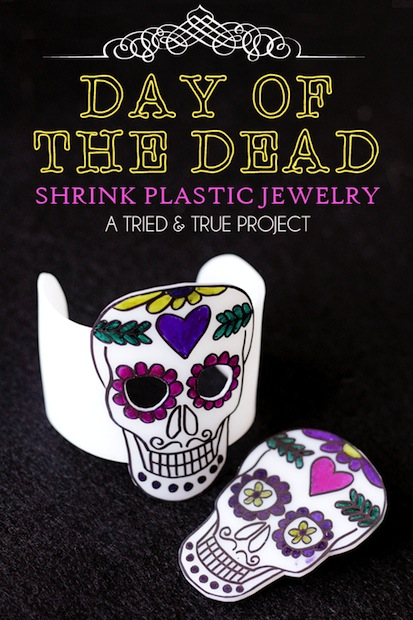 How-To: Day of the Dead Sugar Skull Jewelry