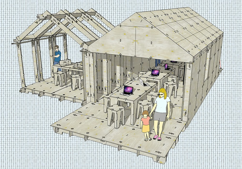 Concept to Completion: Building a WikiHouse in One Month