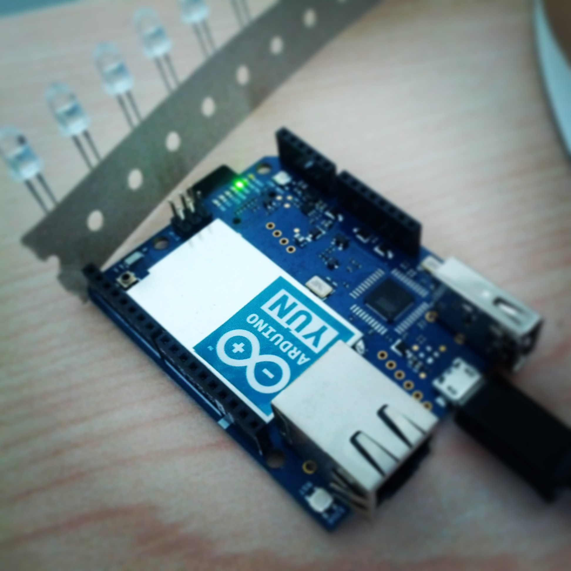 Arduino Team Offers Details on the Yún